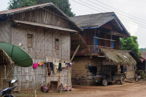 Local houses