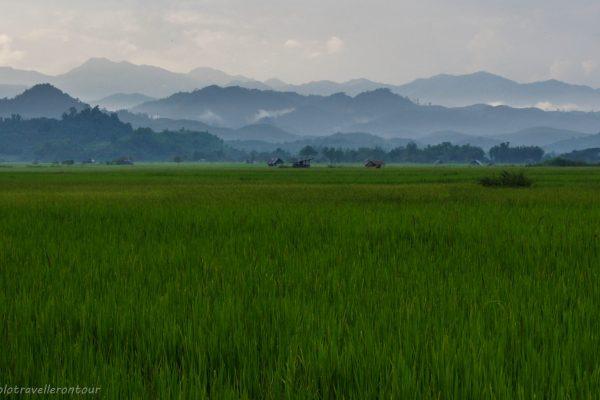 Stunning scenery