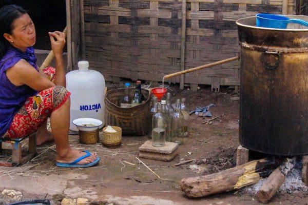 Local preparing fresh water