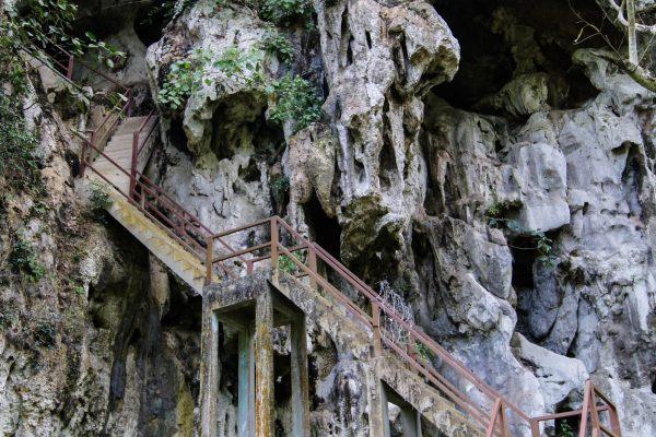 Entry to Pathoc cave