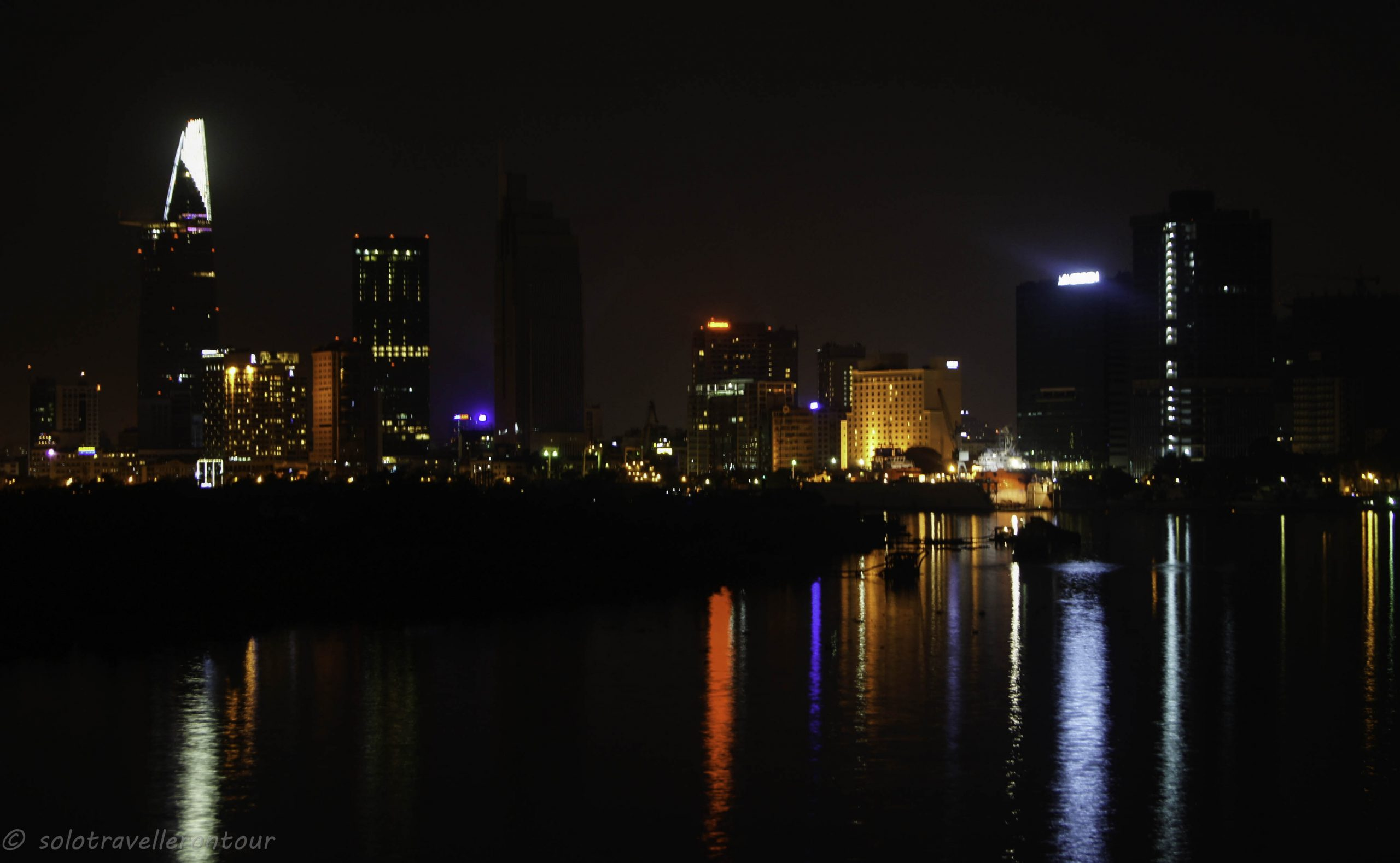 20. HCMC – Sitting at the tail of a dragon