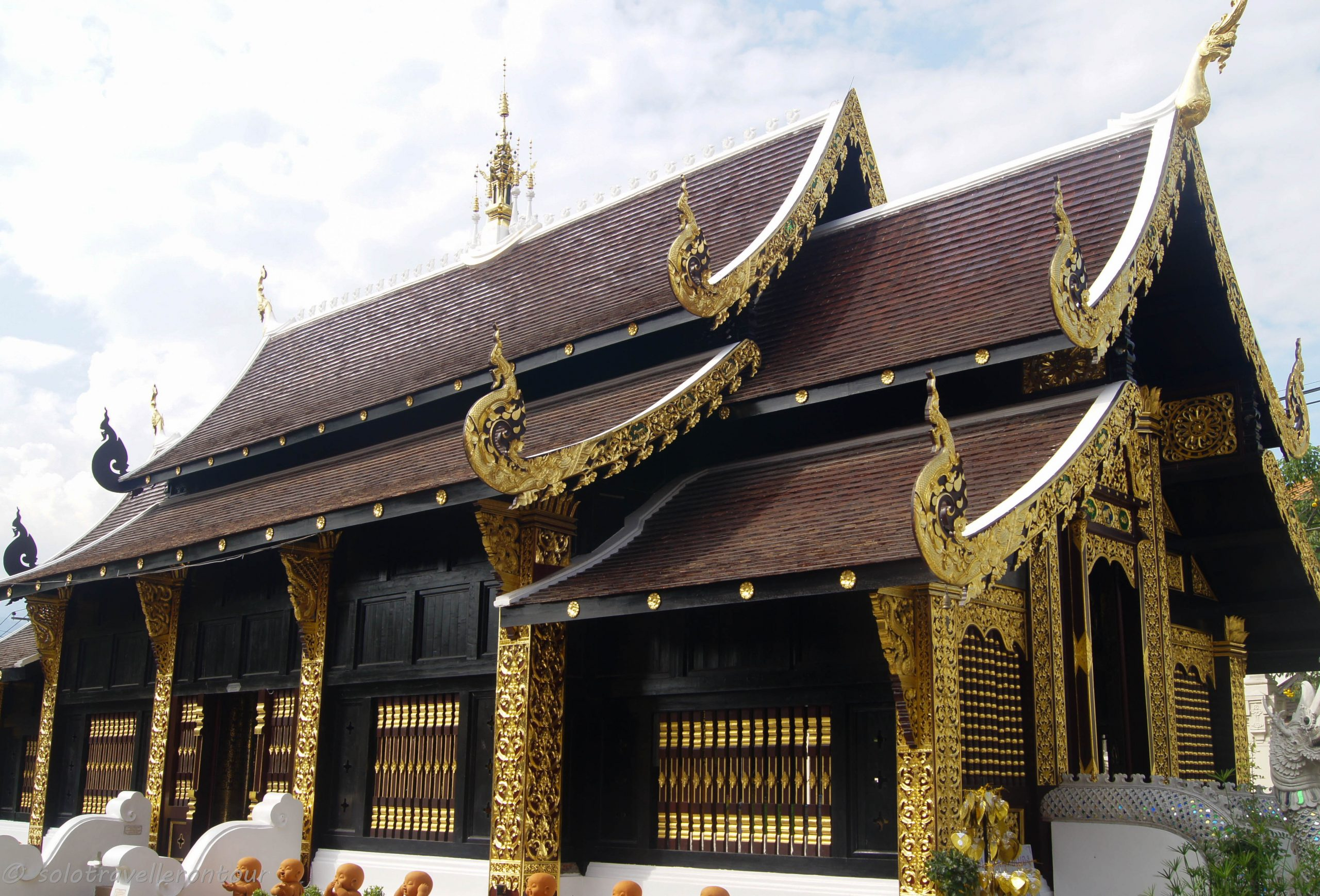 4. A Happy return to Chaing Mai