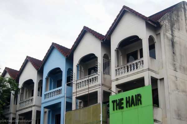 Typical architecture of CR