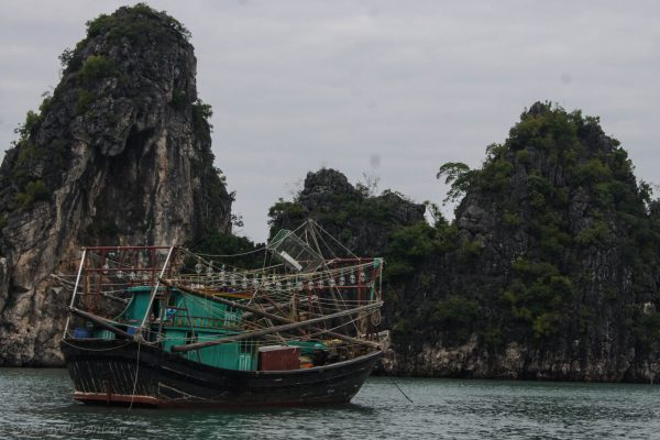 Another fishing boat