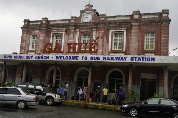 Hue Train station