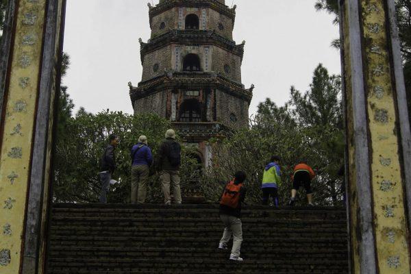 Entrance to the Celestial Lady Pagoda
