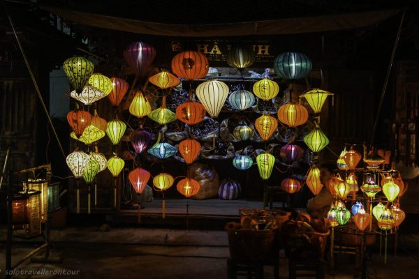Shops selling lanterns