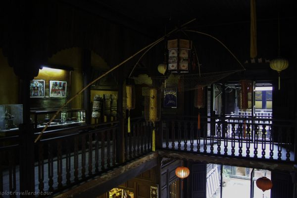 Inside the Folklore museum