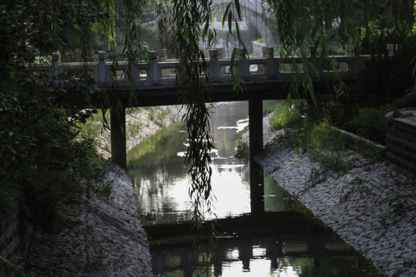 Canal near the Forbidden City
