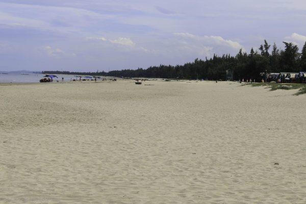Beautiful My Khe beach