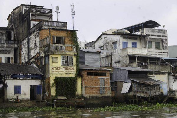 Interesting views along the Mekong