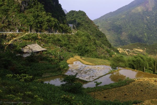 The view near Tinh Tuc