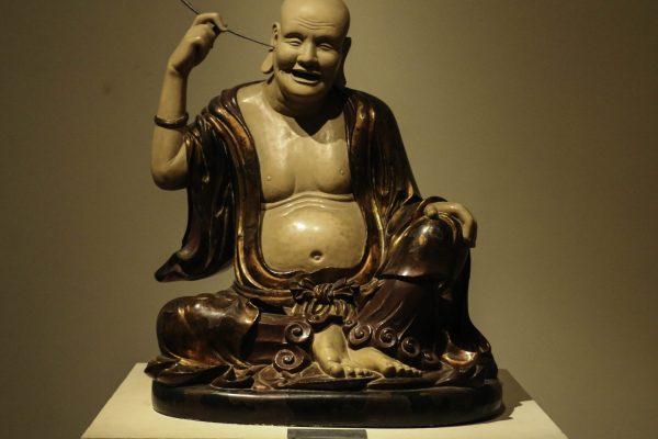 Buddha Statue - From the Vietnam Fine Arts Museum, Hanoi
