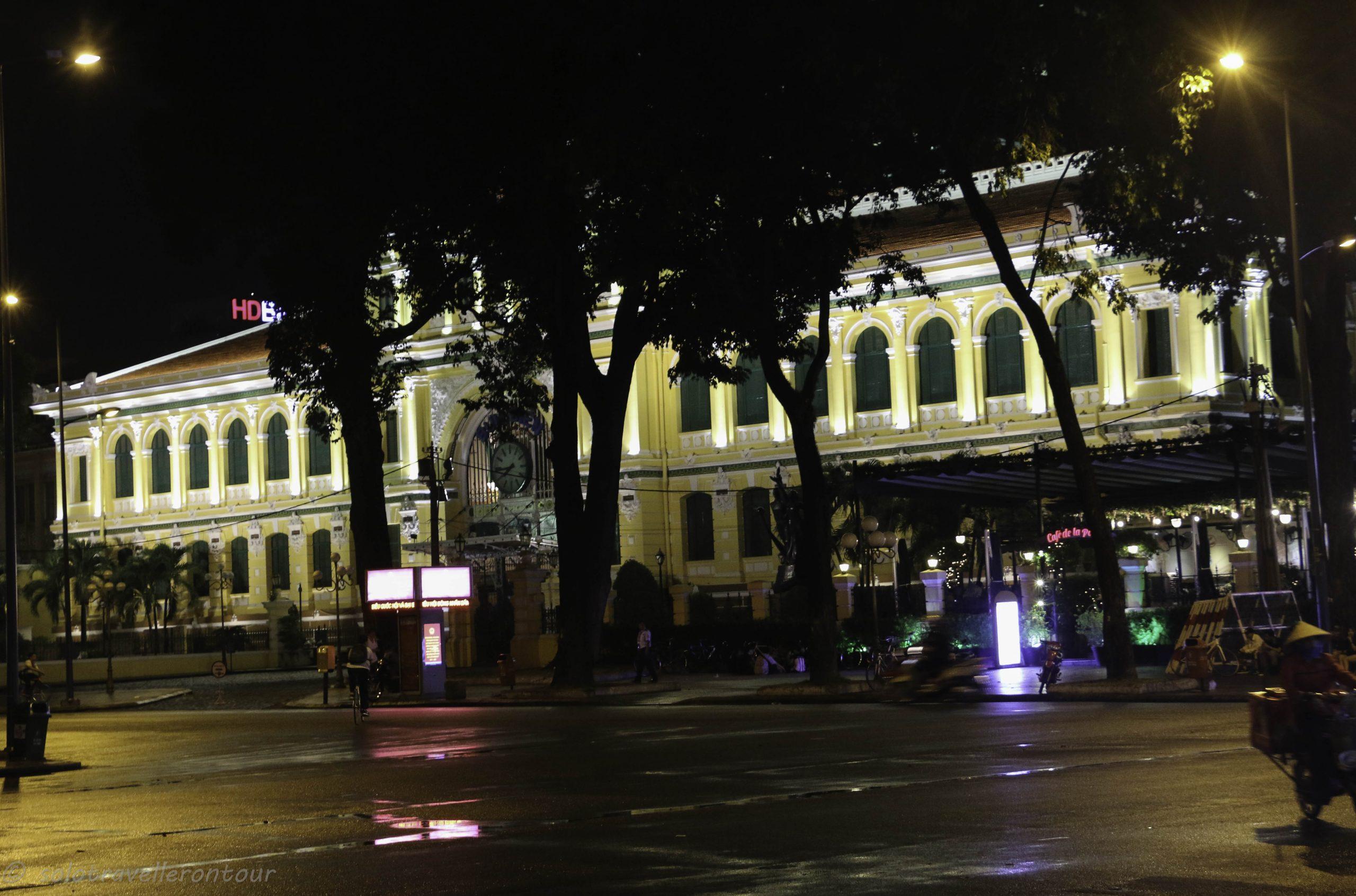 12 -The final destination: HCMC again
