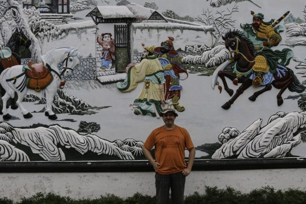 A wonderful outdoor wall