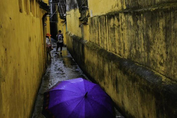 Hoi AN looks even great when it is raining