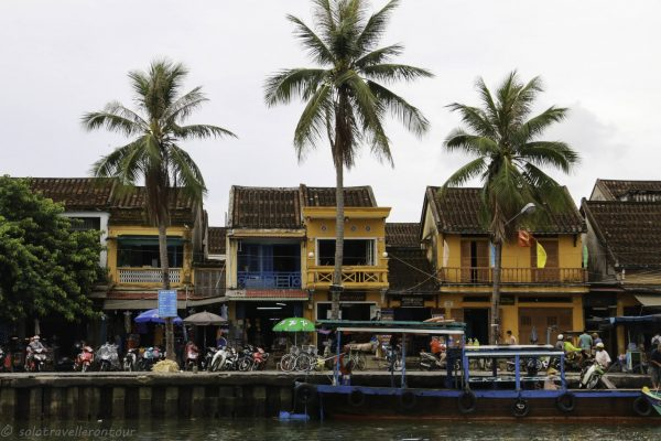 The beautiful Ancient Town of Hoi An