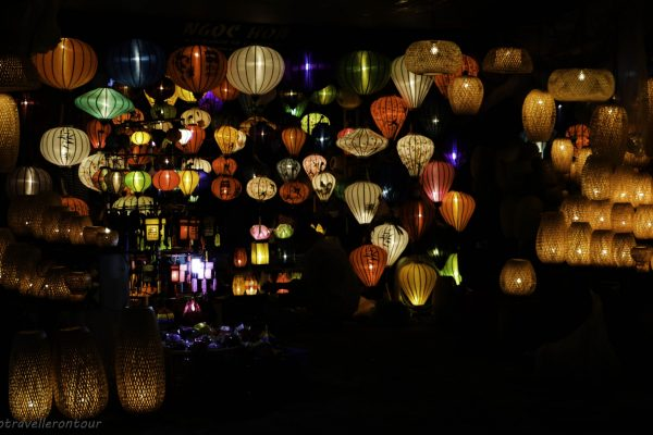 One of the lantern shops