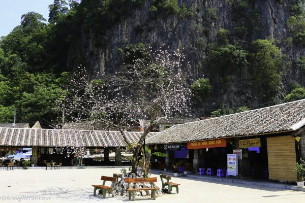 Dong Van's town square