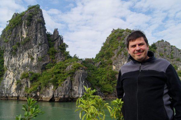 I really enjoyed my visit to Halong Bay