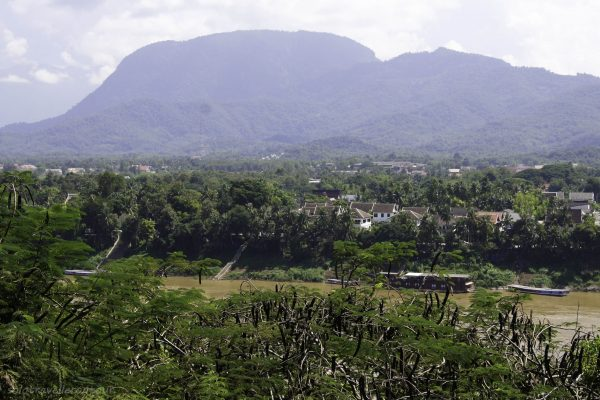 View from Wat Chom Phet