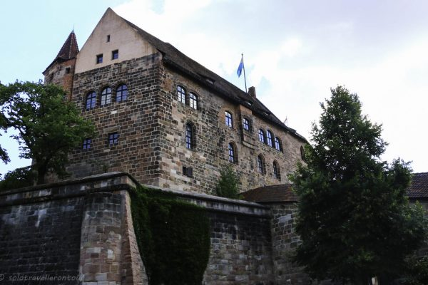 Building of the castle