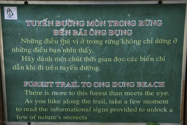 Information about the National Park