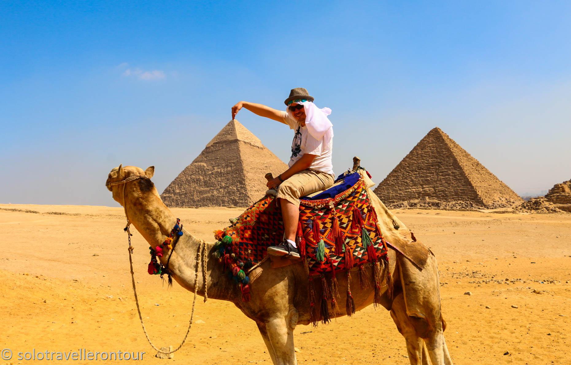 6 – Explorer of the Pyramids