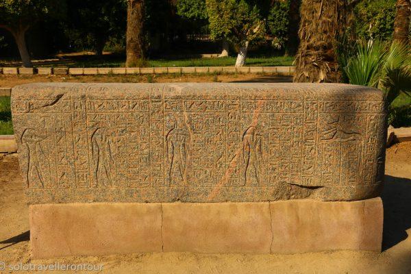 Another beautiful sarcophagus