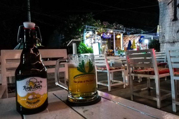 Local Phu Quoc craft beer