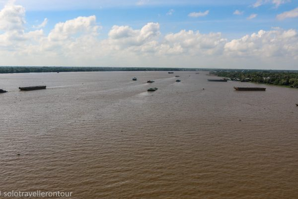 View from My Loi Bridge