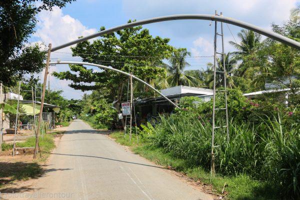Irrigation system Vietnamese Style