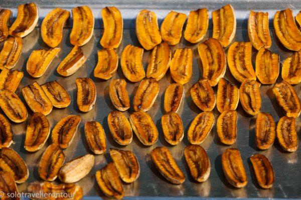 Fired banasas