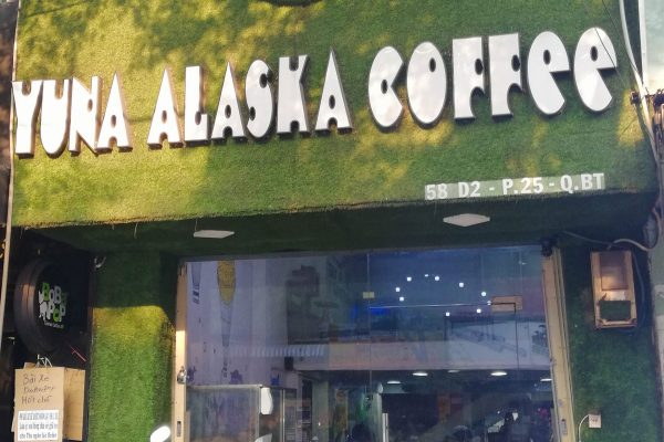 The Yuna Alaska Coffee