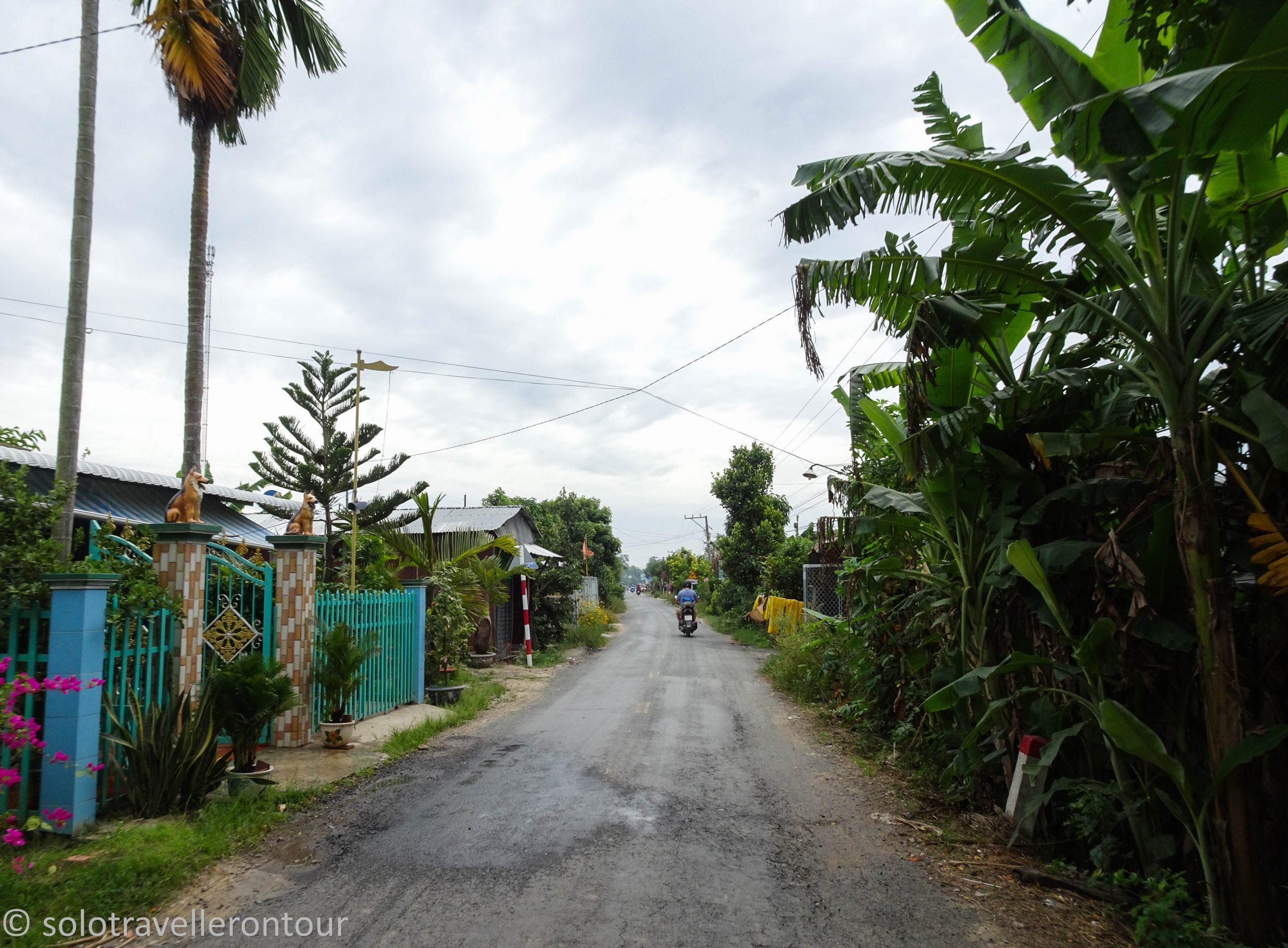 Mekong Adventure VI – A wet journey to HCMC