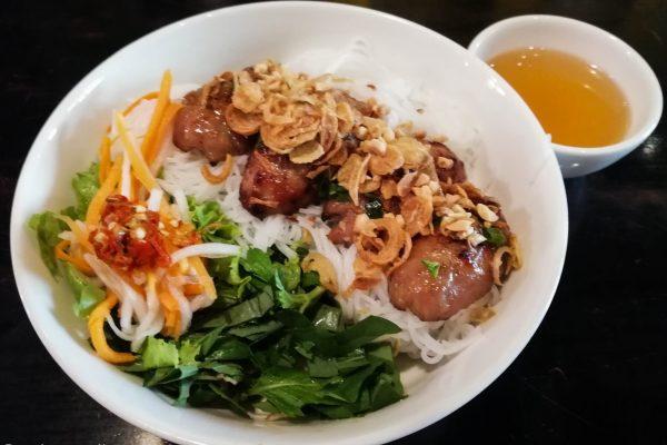 Tasty Bun Nem Nuong