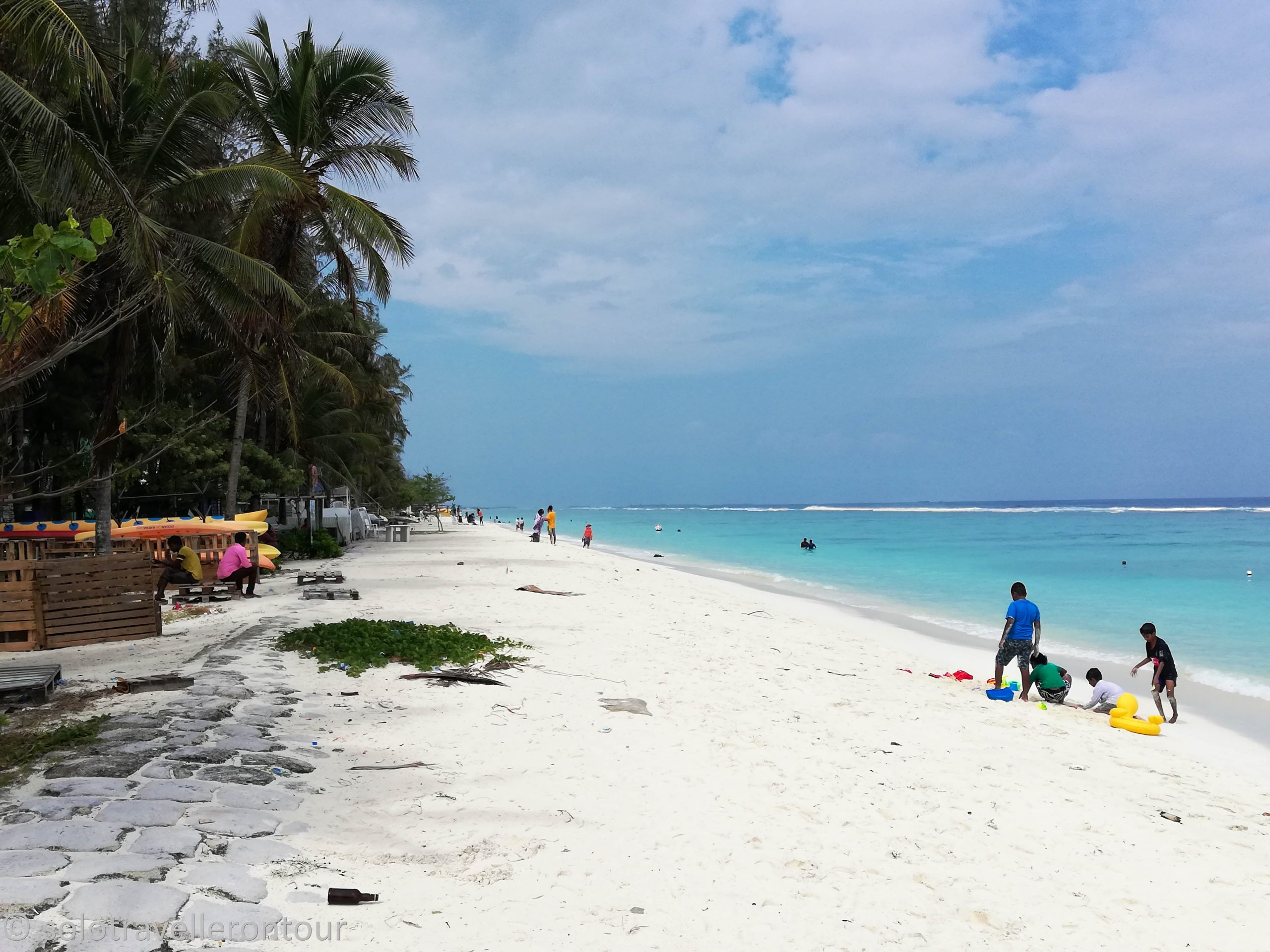 The Maldives I – A troubled journey to paradise