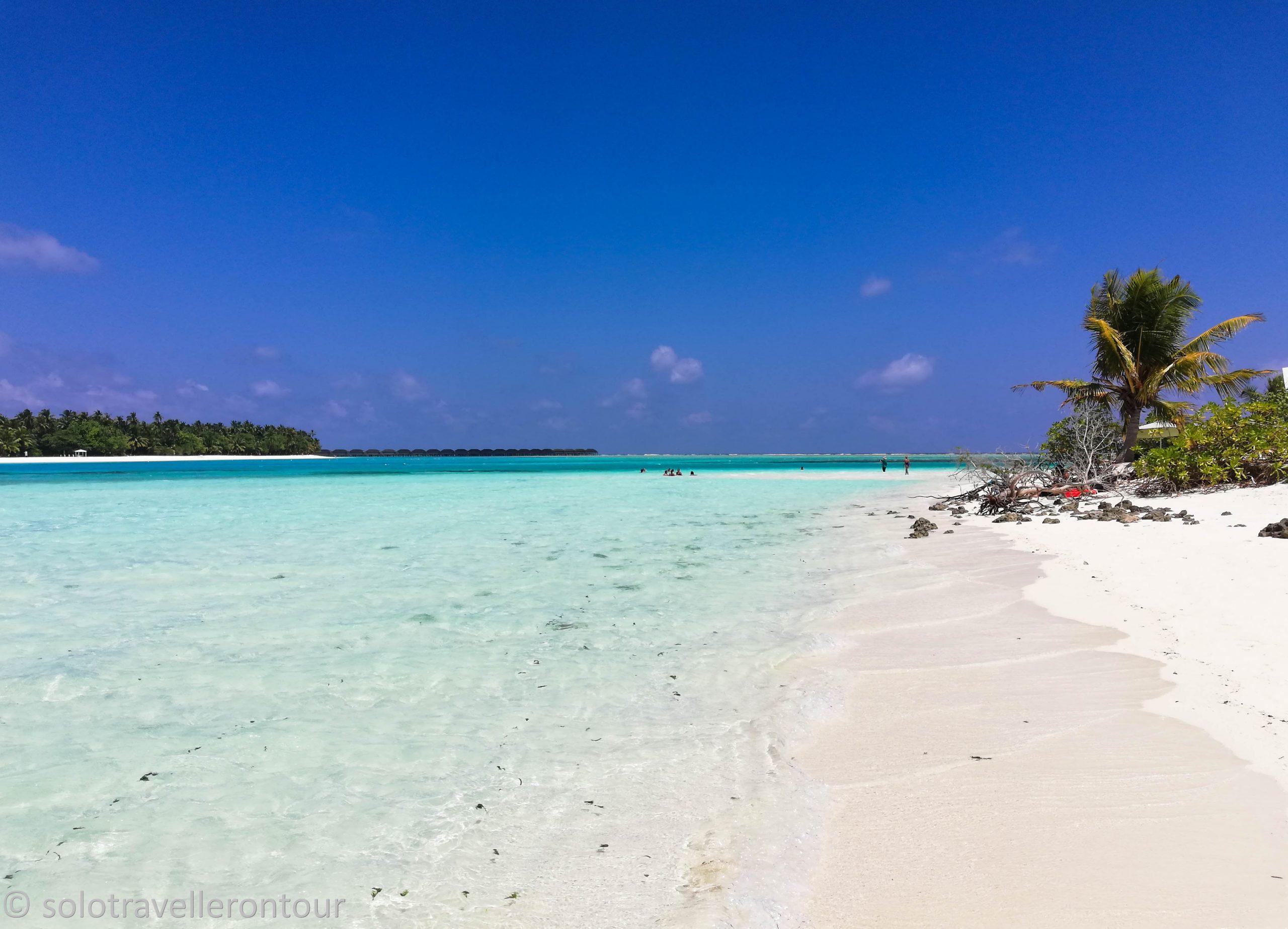 The Maldives IV – The Good & the bad