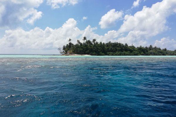 The dive site
