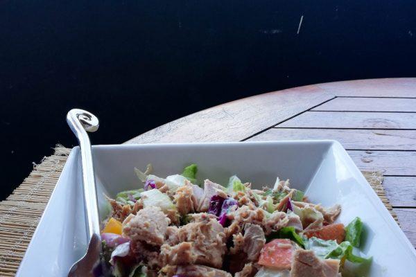 Tuna salad from Café 420